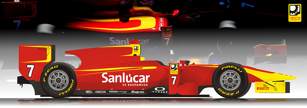 Racing Engineering | 2012 GP2
