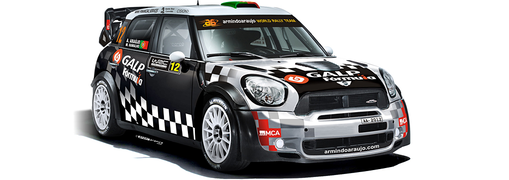 Armindo Araújo World Rally Team | MINI WRC
